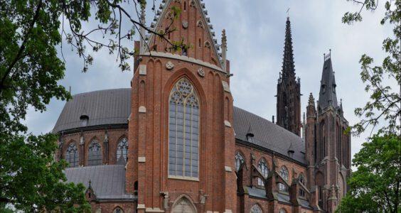 Wrocław,  ul. Prusa Bolesława 78, Kościół św. Michała Archanioła, remont elewacji