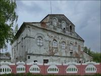 Białoruś, Kobryń, synagoga