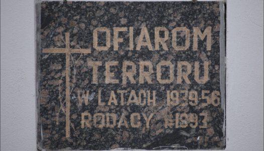 Białoruś, Grodno, Ofiarom terroru w latach 1939-56. Rodacy