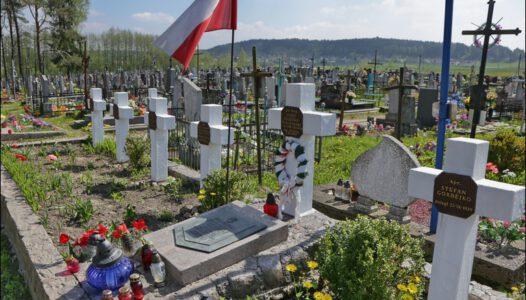 Białoruś Sopoćkinie, Сопоцкине polegli za Polskę walcząc z Sowieckim agresorem w 1939 roku.