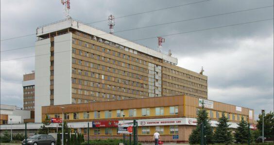 Centrum Onkologii, Instytut im. Marii Skłodowskiej-Curie, ul. Wilhelma Konrada Roentgena 5