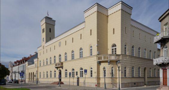 Radom, Miasto Kazimierzowskie 3.11.2019