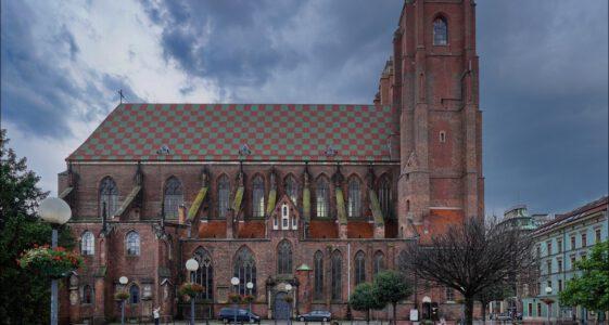 Wrocław, ul. Szewska 10, Katedra św. Marii Magdaleny we Wrocławiu