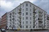 Warszawa, ul. Białostocka 20 w roku 2011 i 2019