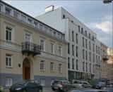 Warszawa, ul. Mała 1, ul. Mała 3, ul. Mała 13 w latach 2010 i 2019