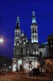 Warszawa, ul. Marszałkowska 37, Kościół Najświętszego Zbawiciela