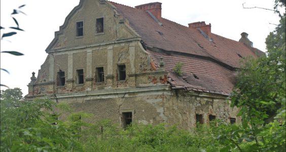 Dwór w Lipowej