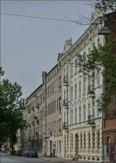 Remonty: Łódź ul. Wółczańska 17, ul. Żeromskiego 46, ul. 6 Sierpnia 37