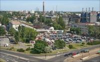 Łódź, dworzec kolejowy Łódź Fabryczna