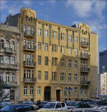 Łódź, remont kamienicy przy ul. Sienkiewicza 6