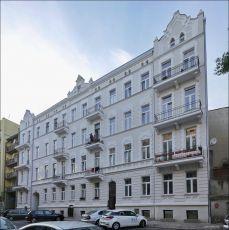 Łódź, remont kamienic przy ul. Próchnika
