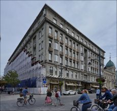 ul. Piotrkowska 72, Hotel Grand w Łodzi