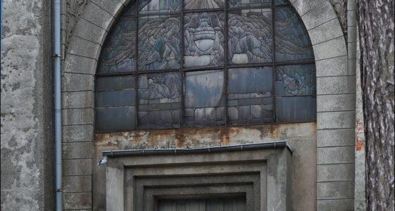 Pabianice, ul. Ewangelicka 4, mauzoleum Kindlerów, Kindler Chapel