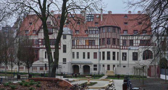Łódź ul. Piotrkowska 272, Pałac braci Karola i Emila Steinertów