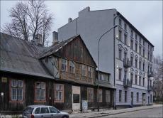 Łódź, rewitalizacja 02.2020