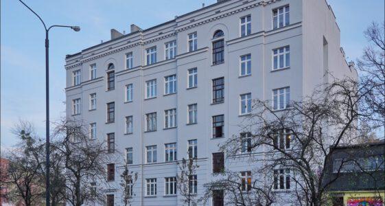 Lódź, ul. Wierzbowa 33 w 2019 i 2020
