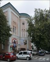 Ukraina, Iwano-Frankivsk, Stanisławów, Synagoga