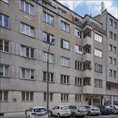 Warszawa, skrytka przy ul. Kopernika 4