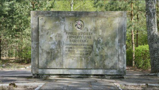 Stalag 324, Шталаг 324, Grądy niedaleko Ostrowi Mazowieckiej
