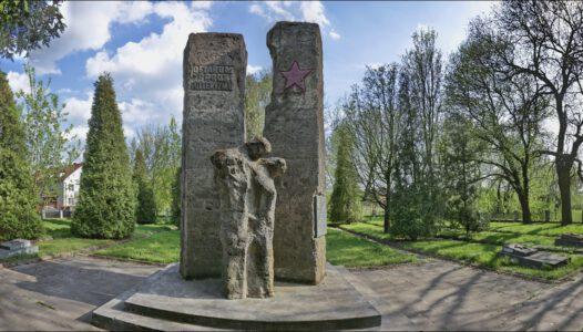 Stalag 307, Шталаг 307, Biała Podlaska ul. Przemysłowa