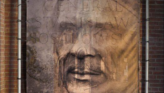 Holandia, Driel – pamięci Generała Stanisława Sosabowskiego i żołnierzy 1 Samodzielnej Brygady Spadochronowej walczącym podczas Operacji Market Garden