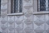 Traces of War at a wall in Warsaw, Ślady wojny na ścianach Warszawy, Следы войны в Варшаве, Kriegsspuren an einer Mauer in Warschau, cz1.