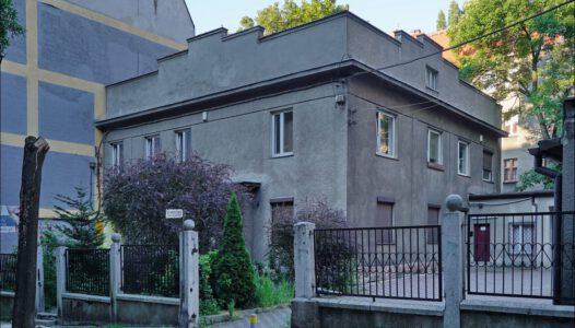 Siedziba NKWD, Katowice ul. Królowej Jadwigi 10