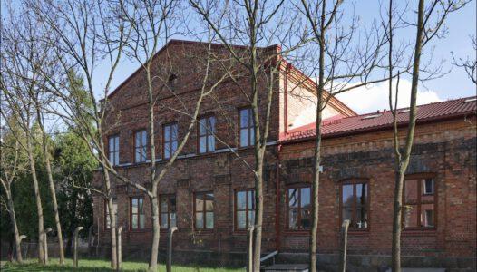 Stalag 307, Шталаг 307, Biała Podlaska ul. Kościuszki