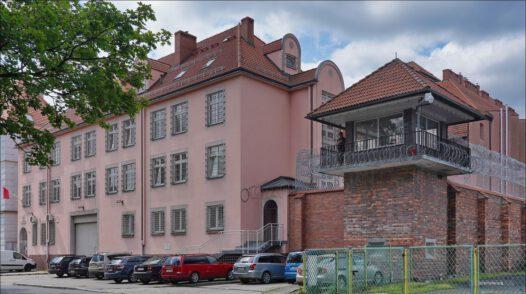 Jelenia Góra ul. Grottgera 2, Dawne więzienie UB w Jeleniej Górze