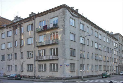 Warszawa, ul. Strzelecka 8. Katownia NKWD na warszawskiej Pradze