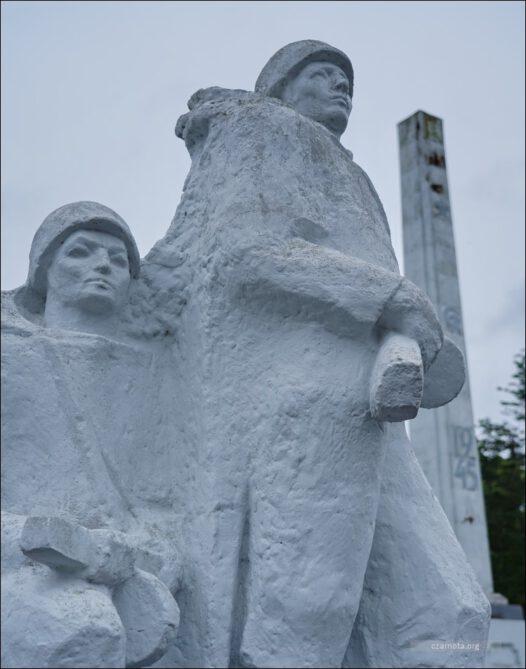 Cmentarz Żołnierzy Armii Radzieckiej z 1945 roku w Braniewie