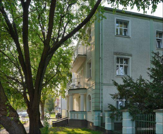 ul. Solankowa 62/64, Dawna siedziba Powiatowego Urzędu Bezpieczeństwa Publicznego w Inowrocławiu