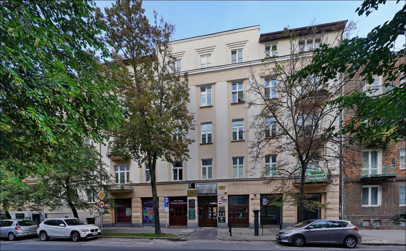Lublin, ul. Fryderyka Chopina 18, dawna katownia UB