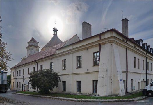 Lublin. Szpital Św. Jana Bożego