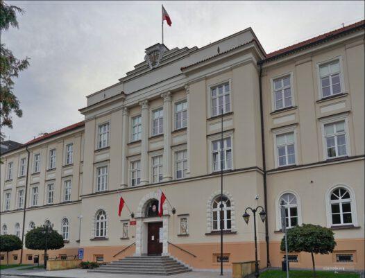 Lublin, ul. Spokojna 4, dawna siedziba Polskiego Komitetu Wyzwolenia Narodowego
