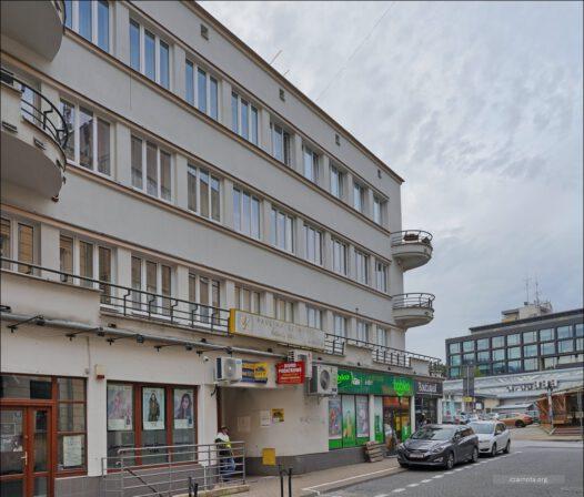 Lublin, ul. Krótka 4 / Jasna 8, dawna siedziba i katownia Resortu Bezpieczeństwa Publicznego i WUBP
