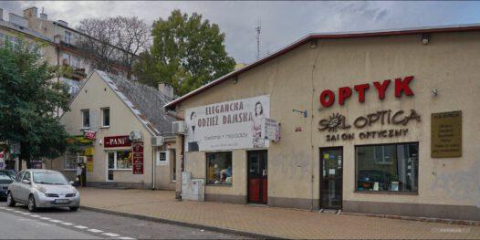 Lublin, róg ulic Jasnej i Wieniawskiej, dawna siedziba i park maszynowy NKWD