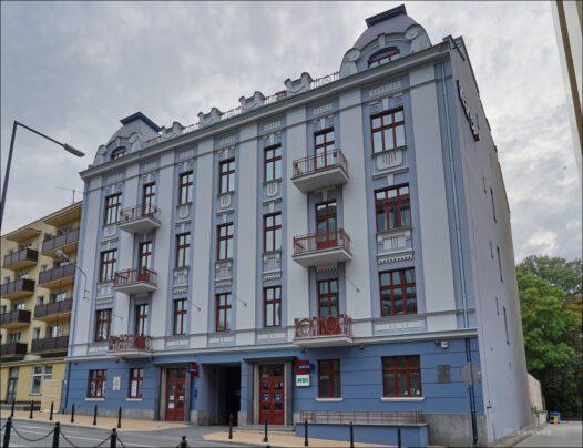 Lublin, ul. Wieniawska 12, dawny areszt NKWD