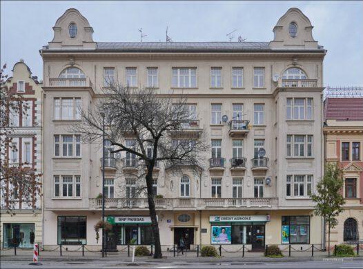 Lublin, ul. Krakowskie Przedmieście 49, pierwsza siedziba SD