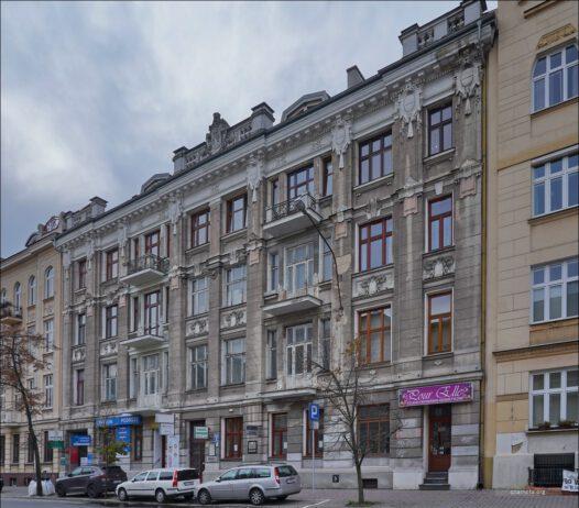 Lublin, ul. Fryderyka Chopina 7, dawna siedziba i areszt NKWD