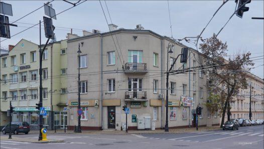Lublin, ul. Gabriela Narutowicza 62 / Aleja Józefa Piłsudskiego,  dawna siedziba i katownia komunistycznego Zarządu Informacji