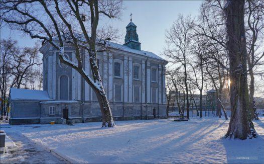 Warszawa, Kościół pw. św. Wawrzyńca, jedno z miejsc rzezi powstańców i mieszkańców Woli
