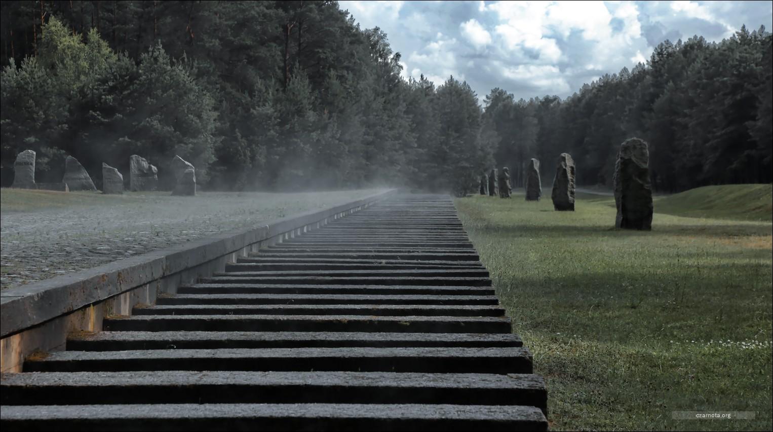 Poland, Treblinka II death camp, The Hell of the World