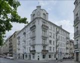Warszawa, ul. Targowa 41, kamienica Wolfa Welta