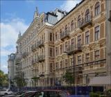 Warszawa, Kamienice Foksal 13 i Foksal 15