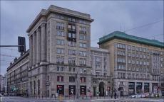 Warszawa, renowacja, Marszałkowska Dzielnica Mieszkaniowa